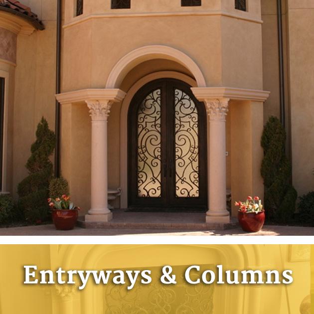 entryways-columns